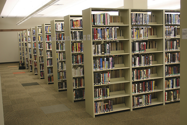 Bookshelves and Library Shelving Supplies, Item Number 1366143