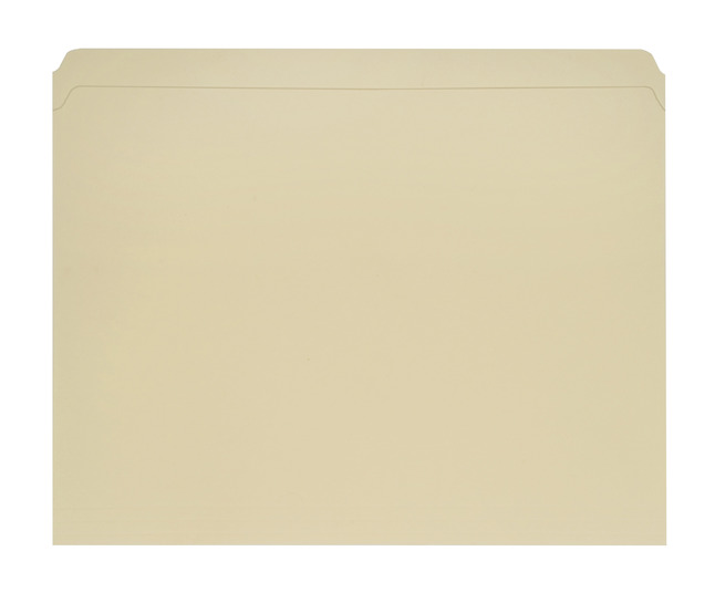 Top Tab File Folders, Item Number 015735