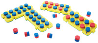 Fraction, Math Manipulatives Supplies, Item Number 1400695