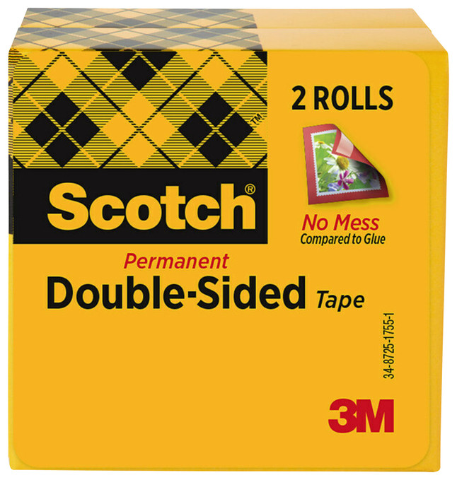 Double-Sided Tape, Item Number 1369040