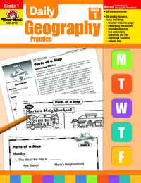 Geography Maps, Resources Supplies, Item Number 1369445