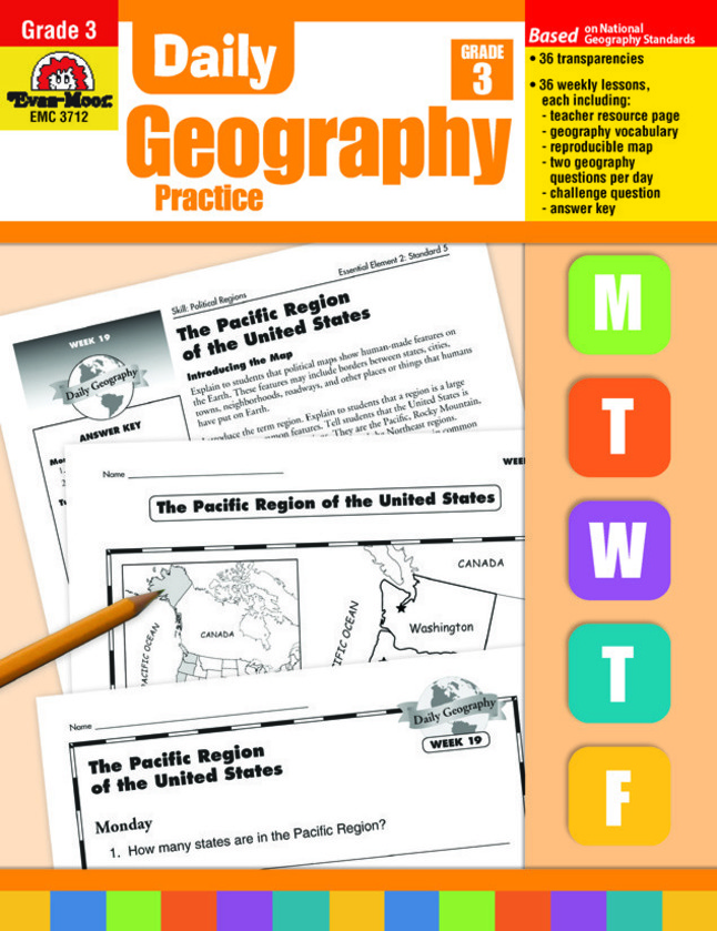 Geography Maps, Resources Supplies, Item Number 1369447
