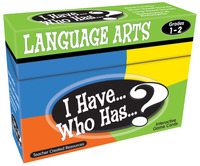 Language Arts Games, Literacy Games Supplies, Item Number 1369802