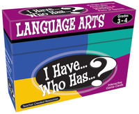 Language Arts Games, Literacy Games Supplies, Item Number 1369803
