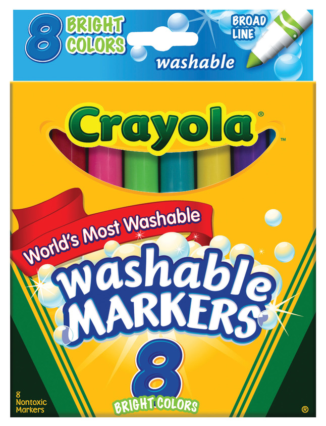 Washable Markers, Item Number 1371174