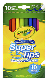 Washable Markers, Item Number 1371175