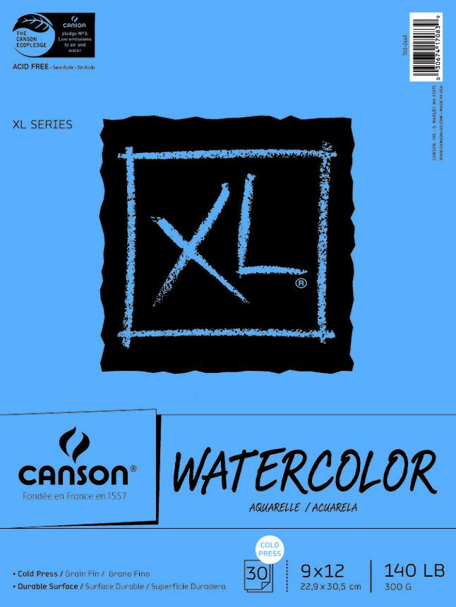 Watercolor Paper, Watercolor Pads, Item Number 1371707