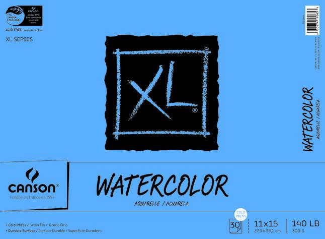 Watercolor Paper, Watercolor Pads, Item Number 1371708