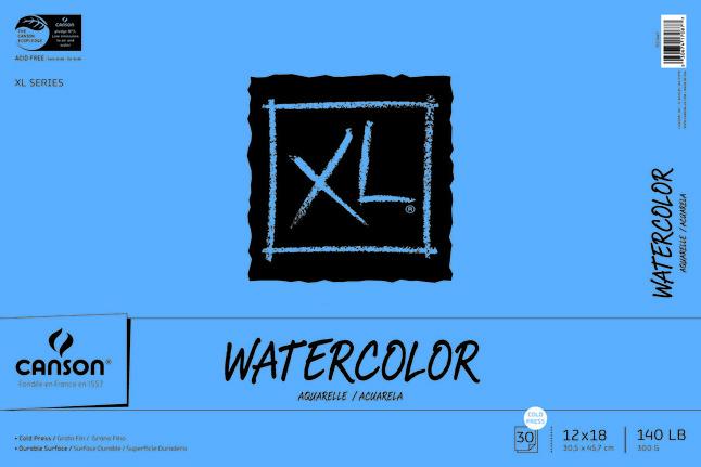 Watercolor Paper, Watercolor Pads, Item Number 1371709