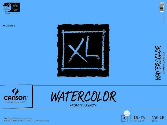 Watercolor Paper, Watercolor Pads, Item Number 1371710