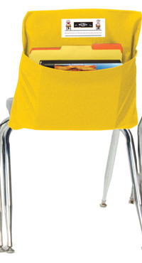 Chair and Seat Pockets, Item Number 1372897