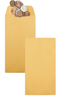 Small Envelopes and Coin Envelopes, Item Number 1375214