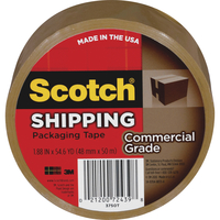 Packing Tape and Shipping Tape, Item Number 1375281