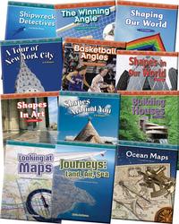 Geometry Games, Geometry Activities, Geometry Worksheets Supplies, Item Number 1378969