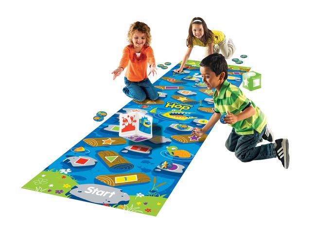 Early Childhood Floor Games, Item Number 1379169