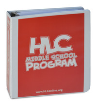 Image for Healthy Lifestyle Choice Manual, Middle School from School Specialty