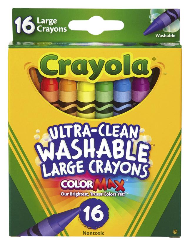 Beginners Crayons, Item Number 1381519