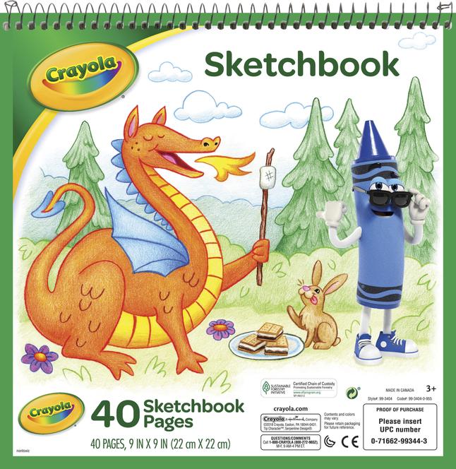 Sketchbooks, Item Number 1381529