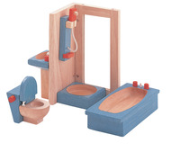Plantoys Colorful Furniture Bathroom Set Item Number 1382434