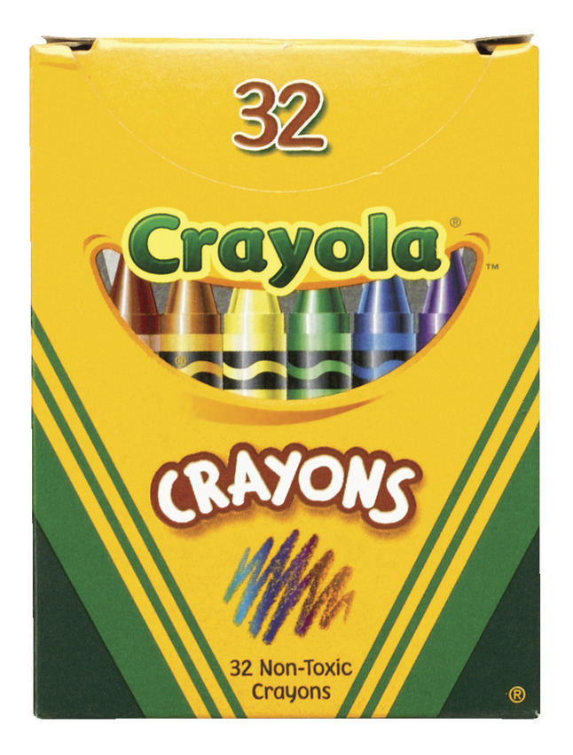 Standard Crayons, Item Number 1382964