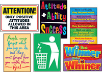 Motivational, Educational Posters, Classroom Posters Supplies, Item Number 1385661