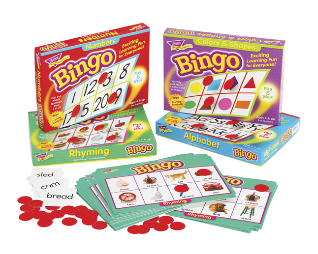 Early Childhood Classic Games, Item Number 1389140