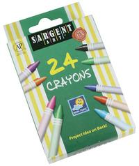 Standard Crayons, Item Number 1389720