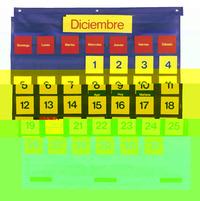 Classroom Management Charts, Classroom Management Systems, Classroom Calendar Pocket Charts, Item Number 1391156