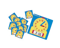 Telling Time, Time Games Supplies, Item Number 1391179