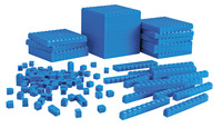 Base 10 Blocks, Place Value, Base 10, Base 10 Math Supplies, Item Number 1391260
