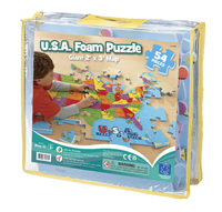 Floor Puzzles, Foam Floor Puzzle, Floor Puzzles for Kids Supplies, Item Number 1391819