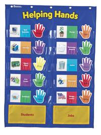 Classroom Management Charts, Classroom Management Systems, Classroom Calendar Pocket Charts, Item Number 1392601