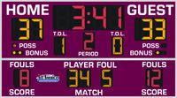 Scoreboards, Scoring Equipment