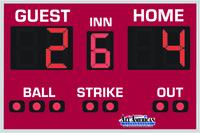 Scoreboards, Scoring Equipment, Item Number 1392881