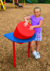 Playground Freestanding Equipment Supplies, Item Number 1393239