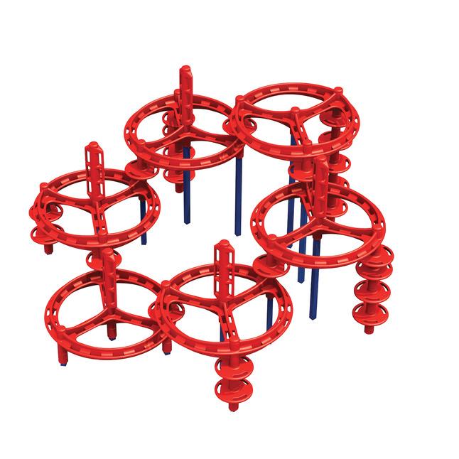 Playground Freestanding Equipment Supplies, Item Number 1393255