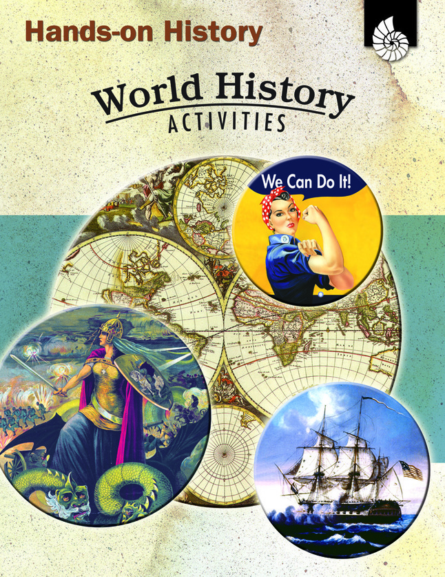 World History Books, Resources Supplies, Item Number 1438458