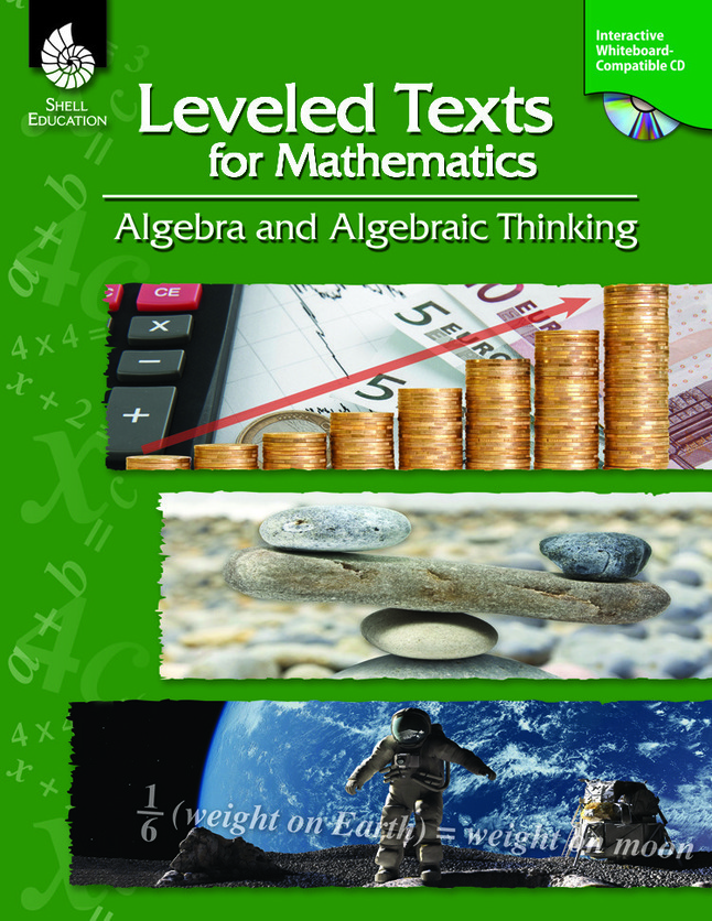 Algebra Books, Algebra Supplies, Item Number 1438462