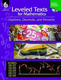 Fraction Games, Books, Activities, Fraction Books, Fraction Activities Supplies, Item Number 1438466