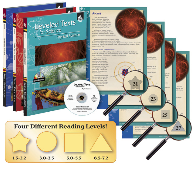 Science Content Readers, Books, Science Materials, Science Leveled Readers Supplies, Item Number 1394270
