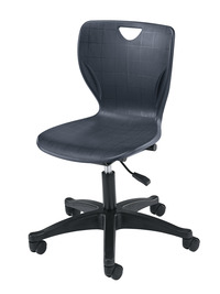 Classroom Select Contemporary Pneumatic Lift Chair, A+ Shell, Various Options Item Number 1388745