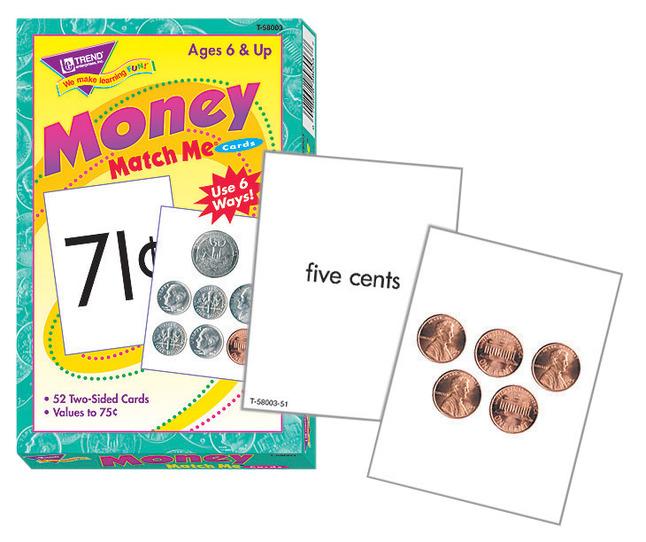 Money Games, Play Money Activities, Play Money Supplies, Item Number 1396104