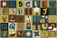 Letters, Numbers Carpets And Rugs Supplies, ItemNumber 1396524