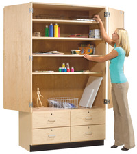 Storage Cabinets, General Use Supplies, Item Number 1397225