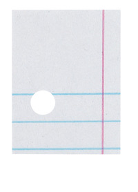 Notebooks, Loose Leaf Paper, Filler Paper, Item Number 1398066