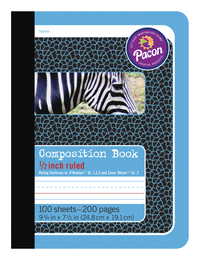 Composition Books, Composition Notebooks, Item Number 1398067