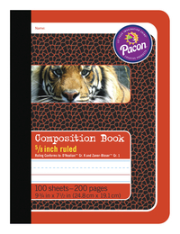Composition Books, Composition Notebooks, Item Number 1398069