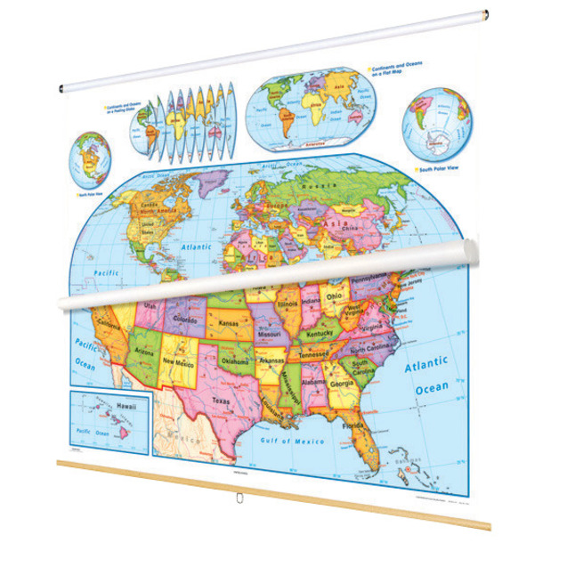 Maps, Globes Supplies, Item Number 1398260
