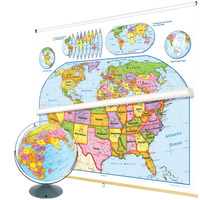 Maps, Globes Supplies, Item Number 1398261