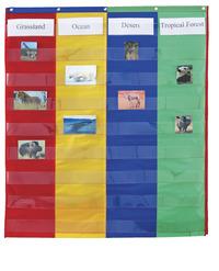 Teacher, Classroom Pocket Charts Supplies, Item Number 1397829